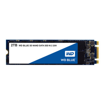 Western Digital Blue 3D 2TB Internal M.2 2280 Solid State Drive WDS200T2B0B