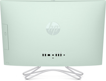 "HP All-in-One 24-f0042ds - 23.8"" Touch, AMD A9 - 3.10GHz, 8GB RAM, 1TB HDD, Mint Green"
