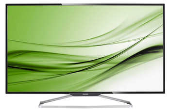 "Philips Brilliance LED-backlit 39.6"" LCD 4K UHD Display BDM4065UC"