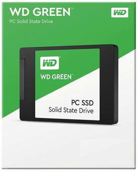 """WD Green 1 TB Solid State Drive - SATA (SATA/600) - 2.5"""" Drive - Internal"""