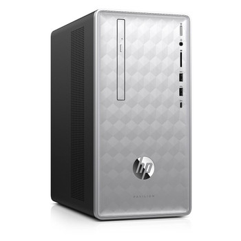 HP Pavilion 590-P0057C Tower, Intel Core i5 – 2.80GHz, 16GB RAM, 1TB HD, Radeon RX550 2GB, Office Home & Student 2019