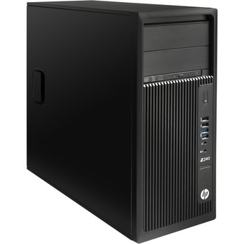 HP Z240 Business Workstation - Intel i7 – 3.60GHz, 8GB RAM, 2TB HDD, Office Home & Student 2019, Windows 10 Pro