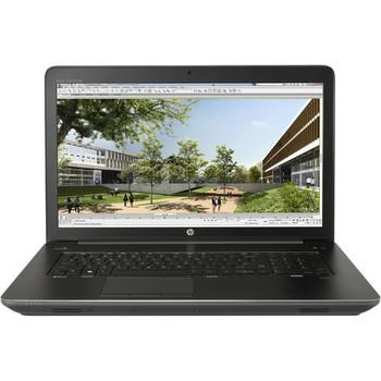 "HP ZBook 17 G3 WorkStation | Intel i7 - 2.60GHz, 16GB RAM, 512GB SSD, Quadro M3000M 4GB, 17.3"" Display, Windows 10 Pro, MS Office Home & Student 2019"