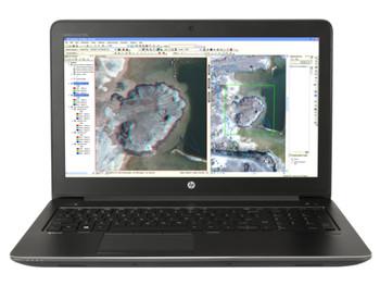 "HP ZBook 15 G3 – 15.6"" WorkStation - Intel i7 - 2.70GHz, 16GB RAM, 256GB SSD, Quadro M2000M 4GB, Windows 10 Pro"