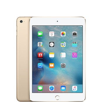 "Apple iPad Mini 4 – 7.9"" Touch, A8 1.85GHz, 2GB RAM, 128GB SSD Gold"