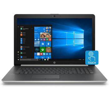 "HP Laptop 17-by0024cy - 17.3"" Touch, Intel i3 - 2.20GHz, 4GB RAM, 16GB Optane, 1TB HDD, Silver"