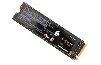 Western Digital WD Black NVMe SSD 1TB PCIe Gen 3 M.2 Solid State Drive