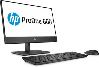 "HP ProOne 600 G4 AIO PC - Intel i3 - 3.60GHz, 4GB RAM, 500GB HDD, 21.5"" Touch, Windows 10 Pro"