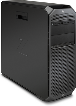 HP Z6 G4 Workstation - Intel Xeon 4116 2.10GHz, 16GB RAM, 512GB SSD, Windows 10 Pro
