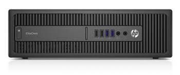HP Elitedesk 800 G2 SFF - Intel Core i7 - 3.40GHz, 8GB RAM, 256GB SSD, Windows 10 Pro