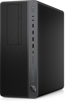 HP EliteDesk 800 G4 Tower | Intel Core i7 – 3.20GHz, 8GB RAM, 2TB HDD, Windows 10 Pro