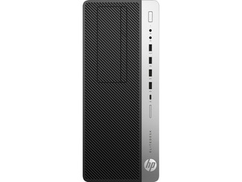HP EliteDesk 800 G4 Tower | Intel Core i5 – 3.00GHz, 8GB RAM, 500GB HDD, Windows 10 Pro