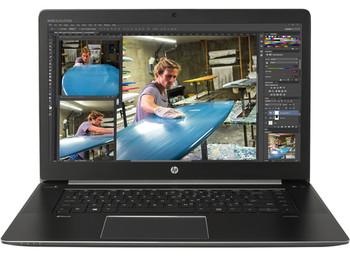 """HP Zbook Studio G3 - Intel i7 - 2.60GHz, 8GB RAM, 256GB SSD, Quadro M1000M 4GB, 15.6"""" Display, Windows 10"""