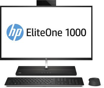 "HP EliteOne 1000 G1 AIO - Intel Core i5 – 3.40GHz, 8GB RAM, 1TB HDDD, 27"" UHD Display, Windows 10 Pro"