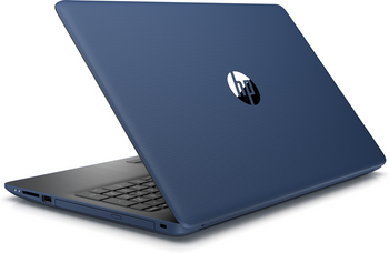 "HP 17-CA0014DS – AMD Ryzen 3 – 2.00GHz, 8GB RAM 1TB HDD, 17.3"" Touchscreen, Twilight Blue"