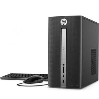 HP Pavilion Desktop 570-p017c - Intel i5 - 3.00GHz, 16GB RAM, 1TB HDD, Windows 10