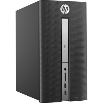 HP Pavilion Desktop 570-p056 - Intel i7 - 3.60GHz, 12GB RAM, 1TB HDD, GeForce GT 730 2GB