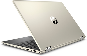 "HP Pavilion X360 – 15-CR0087CL - Intel Core i5 – 1.60GHz, 8GB RAM, 1TB HDD, 15.6"" Touchscreen, Gold"