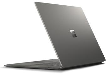 "Microsoft Surface Laptop – Intel Core i7 – 2.50GHz, 16GB RAM, 512GB SSD, 13.5"" Touchscreen, Windows 10 S, Graphite Gold"