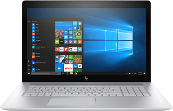 "HP ENVY 17-AE194CL - Intel Core i7 – 1.80GHz, 16GB RAM, 512GB SSD, GeForce MX150 4GB, 17.3"" Touchscreen"