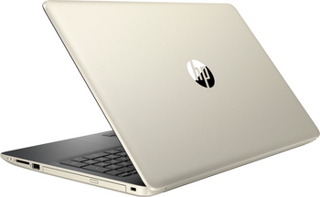 "HP Laptop 15-db0008cy - AMD A9 - 3.10GHz, 8GB RAM, 2TB HDD, 15.6"" Touchscreen, Gold"