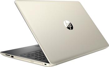 "HP Laptop 15-db0008cy - AMD A9 - 3.10GHz, 8GB RAM, 2TB HDD, 15.6"" Touchscreen, Gold"