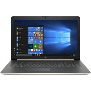 "HP Laptop 17-by0085cl - Intel i5, 8GB RAM, 16GB Optane, 1TB HDD, 17.3"" Display, Gold"