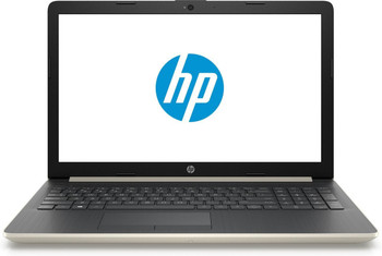 "HP Laptop 17-ca0003ds - AMD A9 - 3.10GHz, 8GB RAM, 1TB HDD, Office 365, 17.3"" Display, Pale Gold"