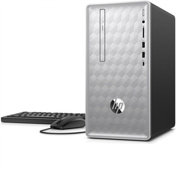 HP Pavilion Desktop 590-p0016 - Intel i3 - 3.60GHz, 8GB RAM, 16GB Optane, 1TB HDD