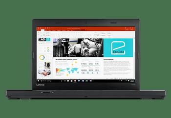 "Lenovo ThinkPad L470 | Intel i5 – 2.40GHz, 8GB RAM, 256GB SSD, 14"" Display, Windows 10 Pro"