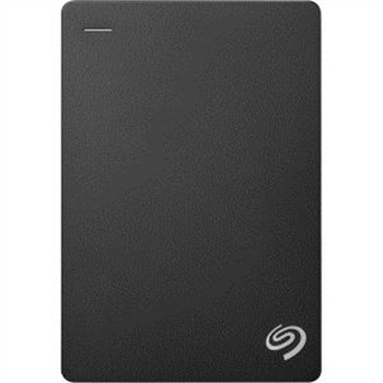 Seagate 4TB Backup Plus Portable Black