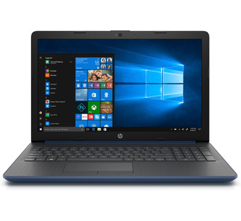 "HP 15-DB0060CA Laptop - AMD A6 – 2.60GHz, 8GB RAM, 1TB HDD, 15.6"" Touchscreen, Twilight Blue"