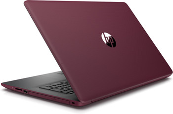 "HP Laptop 17-ca0007ds - AMD Ryzen 3 - 2.00GHz, 8GB RAM, 1TB HDD, 17.3"" Touchscreen, Maroon Burgundy"