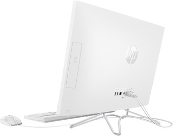 "HP All-in-One 24-f0077c - Intel i5 - 8250u, 8GB RAM, 1TBHD, 23.8"" Touchscreen, White"