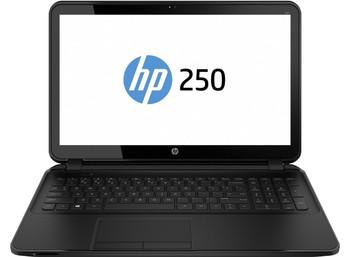 "HP 250 G6 Notebook – Intel i5 – 2.5GHz, 4GB RAM, 500GB HD, 15.6"" Display, Windows 10 Pro, Black"