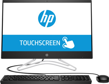 "HP All-in-One 24-f0025xt - 23.8"" Touch, Intel i5 8400T, 8GB RAM, 1TB HDD, Jet Black"