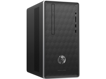 HP Pavilion Desktop 590-p0024 - AMD Ryzen 3 - 3.50GHz, 8GB RAM, 1TB HDD