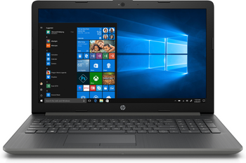 "HP Laptop 15-da0087nr - 15.6"" Display, Intel i5 - 8250u, 8GB RAM, 1TB HDD, Gray"