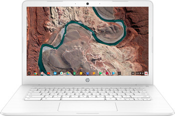 "HP Chromebook 14-ca052wm - 14"" Touch, Intel N3350, 4GB RAM, 32GB SSD, Snow White"