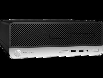 HP ProDesk 400 G5 SFF – Intel G5500 – 3.80GHz, 16GB RAM, 500GB HD, Windows 10 Pro 64