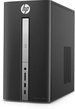 HP Pavilion Desktop 570-p050 - Intel i5 - 3.00Ghz, 8GB RAM, 16G Optane, 1TB HDD