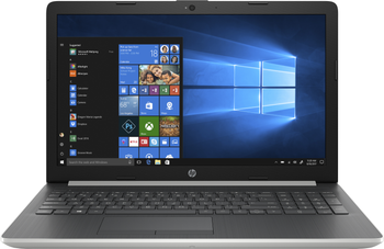 "HP Laptop 15-da0053wm - Intel i5 8250u, 4GB RAM, 16GB Optane, 1TB HDD, 15.6"" Touchscreen"