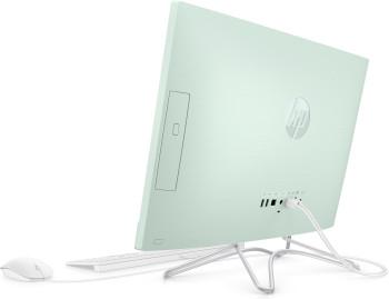"HP All-in-One 24-f0027SM - Intel Pentium, 8GB RAM, 1TB HDD, 23.8"" Touchscreen, Serenity Mint"
