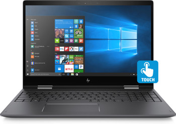 "HP ENVY x360 Convertible 15-bq275nr - AMD Ryzen 5 - 2.00GHz, 12GB RAM, 1TB HDD, 15.6"" Touchscreen"