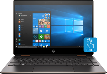 "HP Spectre x360 Convertible 13-ap0013dx - Intel i7 - 8565u, 8GB RAM, 256GB SSD,13.3"" Touchscreen, Ash Silver"
