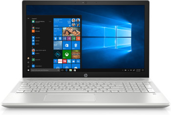 "HP Pavilion Laptop 15-cu0010nr - Intel i5 8250u, 8GB RAM, 1TB HDD, 15.6"" Display, Silver"
