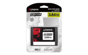 "Kingston Technology DC500R 2.5"" 3.84 TB Serial ATA III 3D TLC Solid State Drive"