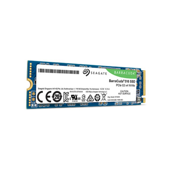 Seagate BarraCuda 510 M.2 256 GB PCI Express 3.0 3D TLC NVMe Solid State Drive