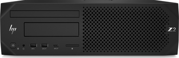 HP Z2 G4 SFF Workstation - Intel i5 – 3.00GHz, 8GB RAM, 256GB SSD, Windows 10 Pro