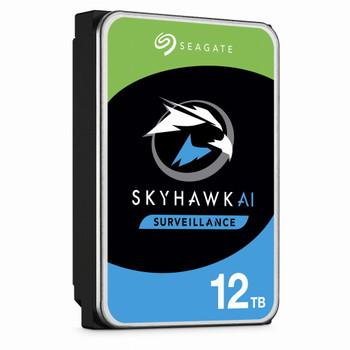 Seagate Skyhawk Ai 12tb Sata 256mb 3.5 Harddrive